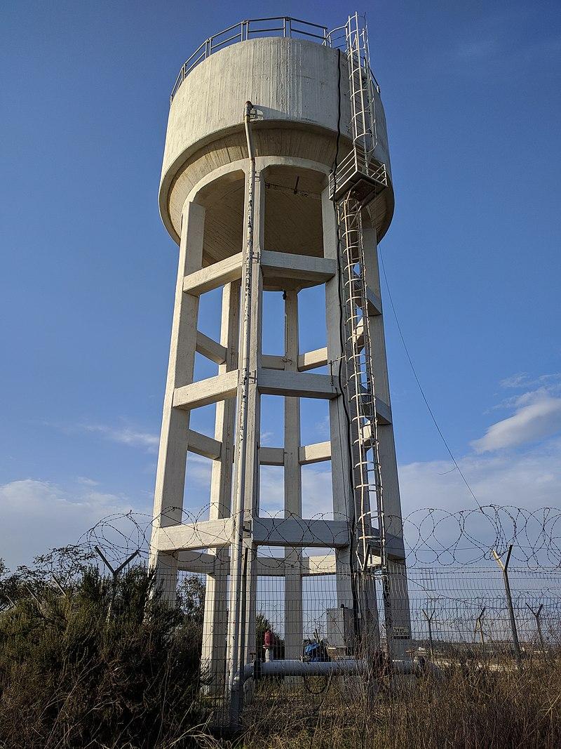 מגדל המים בנחלת עדה