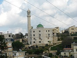 Mosque of Basmat Tivon