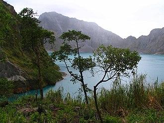 Lake Pinatubo - Image: Pinatubo Lake