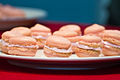 Pink macarons in profile, March 2011.jpg