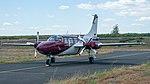 Piper Aerostar, Trebbin ( 1090099).jpg