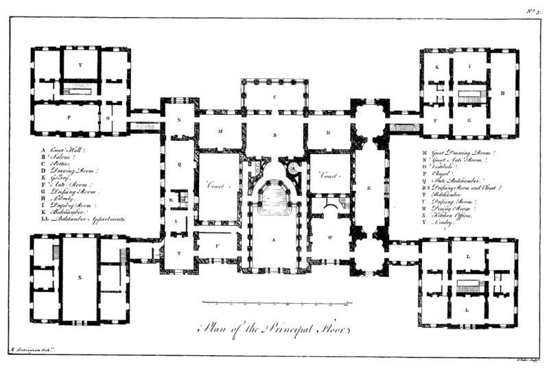 800px Plan_of_Holkham_Hall