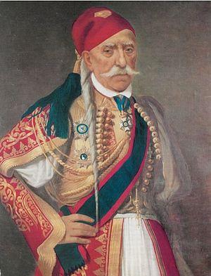 Dimitris Plapoutas - Portrait of Dimitris Plapoutas