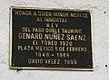 Plaque Genaro - Plaza Mexico.jpg