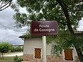 Plaque route Cocogne St Genis Menthon 1.jpg