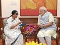 Playback singer Asha Bhosle meets PM Modi.jpg