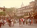 Plaza de Zocodover, Toledo, 1983.jpg