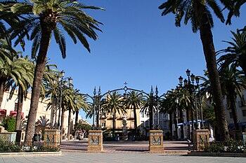 Plaza de la Laguna - Ayamonte