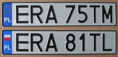 Vehicle License Plates Of The World Page 7 Skyscrapercity