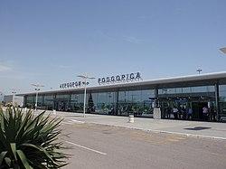 נמל התעופה פודגוריצה