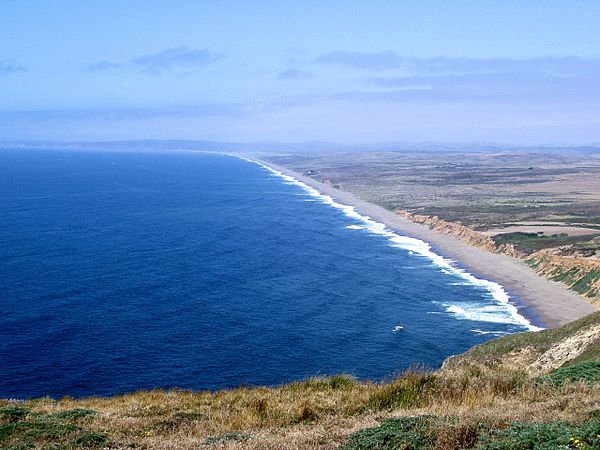 Point Reyes National Seashore, Marin County, California for Wiki Loves Monuments USA 2012 Contest Submission.JPG