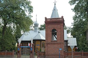 Firlej - Church in Firlej