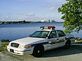 Police car Palm Beach FL at Lake Worth.jpg