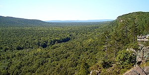Porcupine Mountains - Image: Porcupine Mountains Michigan