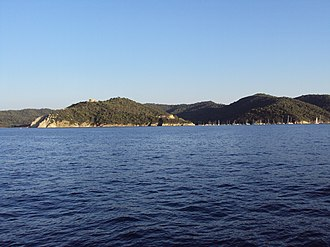 Port-Cros - West coast of Port-Cros