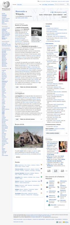Wikipedia en espa ol wikipedia la enciclopedia libre for Significado de ornamental wikipedia