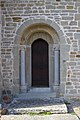 Portal sur do coro da igrexa de Havdhem.jpg