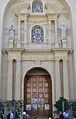 Portalada de l'església de la Mare de Déu de Gràcia, Alacant.JPG