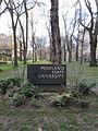 Portland State University sign, Portland, OR 2012.JPG