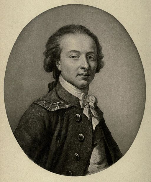 Portrait of Antoine de Rivarol