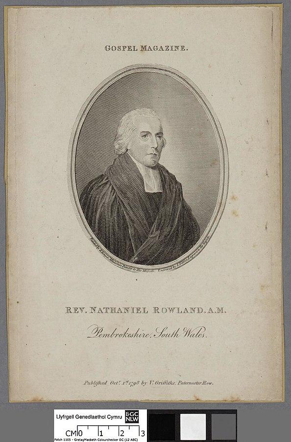 Nathaniel Rowland A.M