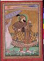 Portrait of Sultan Abu'l Hasan of Golconda, Standing (6124509941).jpg