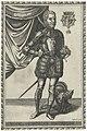 Portret van hertog Emanuel Philibert van Savoye Portretten van koningen en koninginnen ten voeten uit (serietitel), RP-P-OB-7390.jpg