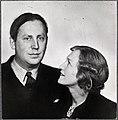 Portrett av Gerd (1895-1988) og Nordahl Grieg (1902-1943) (9716776894).jpg
