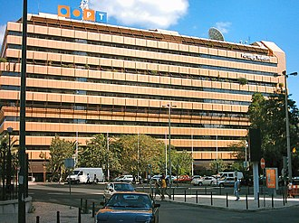 Portugal Telecom - Headquarters in Lisbon