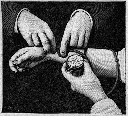 Potain's sphygmomanometer Wellcome M0018409