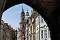 Praga - Ponte Karl - Torre uscita Ovest - panoramio.jpg