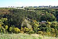 Praha, Jinonice, pohled do Prokopského údolí VI.JPG
