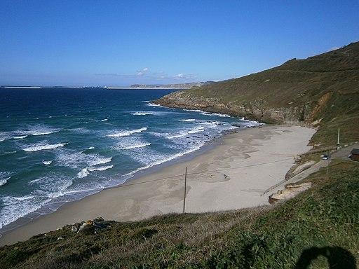 Praia das Combouzas