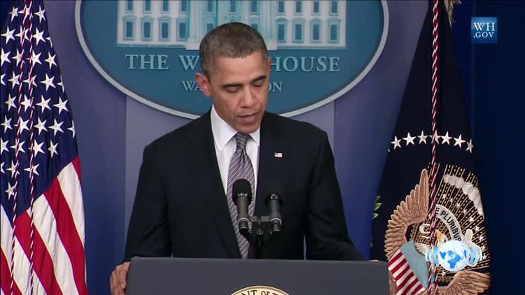 Fichier:President Obama Makes a Statement on the Shooting in Newtown FR.ogv