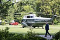 President Trump Departs for Ohio (48434474241).jpg