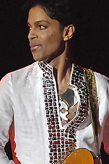 Prince (musician) American singer, songwriter, musician, record producer, and filmmaker