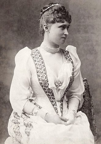 Princess Irene of Hesse and by Rhine - Image: Princess Irene of Hesse