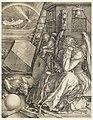 Print, Melancolia, 1514 (CH 18098021).jpg