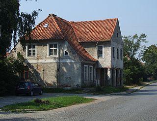 Village in Warmian-Masurian, Poland