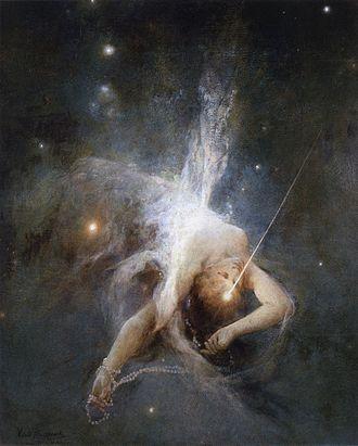 Witold Pruszkowski - Image: Pruszkowski Falling star