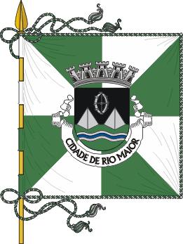 Flag of Rio Maior