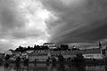 Ptuj under dark clouds.jpg