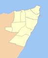 Puntland Regions of map.png