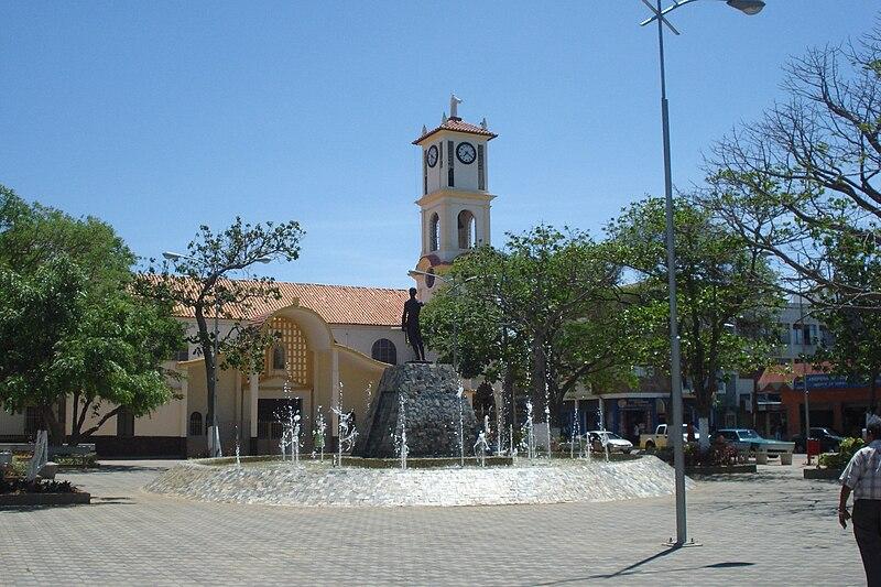 Plaza del Obrero