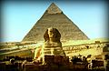 Pyramid and sphinx of cairo, egypt.jpg
