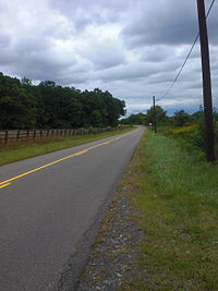 List of quadrant routes in Columbia County, Pennsylvania