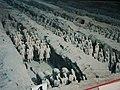 Qin Shihuang Terracotta Army, Pit 1 (9891958855).jpg