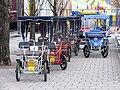 Quadricycle Intl rental line-up 01.JPG