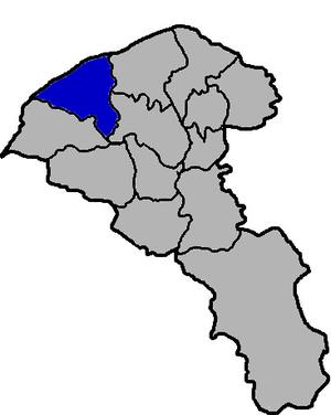 Guanyin District - Image: Quanyin