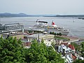 Quebec City looking out to the St. Lawrence River (18652193432).jpg